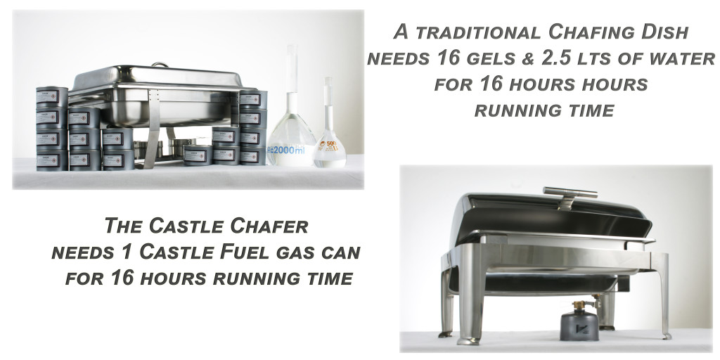 Trad V's Castle Chafer web